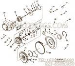 【压气机壳体】康明斯CUMMINS柴油机的3590370 压气机壳体