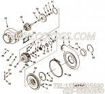 【锁紧螺母】康明斯CUMMINS柴油机的3636059 锁紧螺母