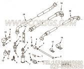 【外螺纹接头】康明斯CUMMINS柴油机的3636257 外螺纹接头