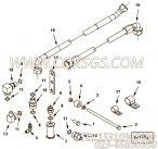 【外螺纹接头】康明斯CUMMINS柴油机的3634698 外螺纹接头
