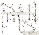 【柔性软管】康明斯CUMMINS柴油机的3638603 柔性软管