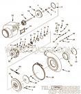 【套件和组件】康明斯CUMMINS柴油机的4038320 套件和组件