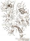 【六角头螺栓】康明斯CUMMINS柴油机的107712 六角头螺栓