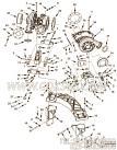 【六角头螺栓】康明斯CUMMINS柴油机的213723 六角头螺栓