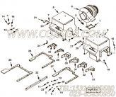 【套件和组件】康明斯CUMMINS柴油机的4955914 套件和组件