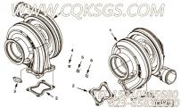 【套件和组件】康明斯CUMMINS柴油机的4955735 套件和组件
