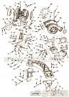 【六角头螺栓】康明斯CUMMINS柴油机的S 163 C 六角头螺栓