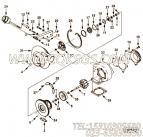 【涡轮增压器】康明斯CUMMINS柴油机的3535635 涡轮增压器