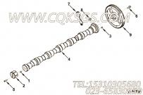 【C5258931】凸轮轴止推片 用在康明斯引擎