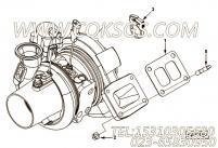 【Actuator, Tur Electric】康明斯CUMMINS柴油机的2840222 Actuator, Tur Electric