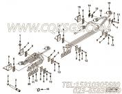 【发动机L270 30的喷油器管路组】 康明斯高压油管报价,参数及图片