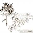 【涡轮增压器】康明斯CUMMINS柴油机的4048641 涡轮增压器