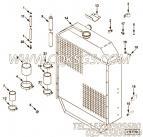 125739抱箍,用于康明斯KTA19-P600柴油机水箱组,更多【泥浆泵】配件报价