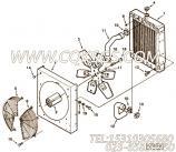 【风扇外罩】康明斯CUMMINS柴油机的C0130246100 风扇外罩