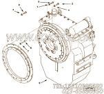 169195螺栓,用于康明斯NT855-C280柴油机发动机散件组,更多【宣化推土机】配件报价
