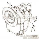 【船用齿轮】康明斯CUMMINS柴油机的3028741 船用齿轮