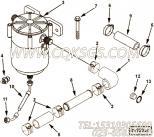 【柴油机6CTA8.3-C212的空压机进气布置组】 康明斯管夹报价,参数及图片
