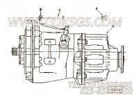 【船用齿轮】康明斯CUMMINS柴油机的3911389 船用齿轮