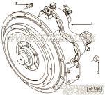 【船用齿轮】康明斯CUMMINS柴油机的3924854 船用齿轮