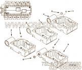 3897520摇臂室,用于康明斯KTA38-M1主机性能件组,更多【船用】配件报价