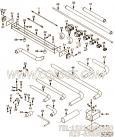 【Tube, Water Transfer】康明斯CUMMINS柴油机的4020489 Tube, Water Transfer