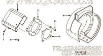 【柴油机ISZ13-G2的线束附件组】 康明斯六角头螺栓报价,参数及图片