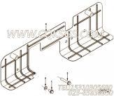 【引擎ISB3.9-125E40A的空调组件】 康明斯六角法兰面螺栓报价,参数及图片