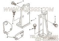 【六角法兰六角螺钉】康明斯CUMMINS柴油机的3089365 六角法兰六角螺钉