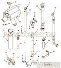 【柔性软管】康明斯CUMMINS柴油机的4086537 柔性软管