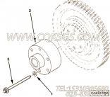 218792风扇隔套,用于康明斯KT38-G-550KW主机风扇隔套组,更多【发电用】配件报价