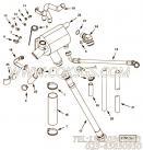 【软管】康明斯CUMMINS柴油机的4086562 软管
