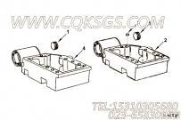3047708摇臂室,用于康明斯KTA19-G3(M)柴油机摇臂室组,更多【抽沙船用】配件报价