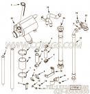 【柔性软管】康明斯CUMMINS柴油机的4101004 柔性软管