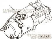 【引擎ISZ480 40的起动机组】 康明斯起动机报价,参数及图片