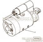 【起动马达】康明斯CUMMINS柴油机的185822 起动马达
