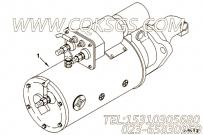 3010125起动马达,用于康明斯KTA38-G5-800KW发动机起动马达组,更多【发电用】配件报价