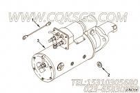 用于进口QSK19发动机Starting Motor
