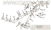 【模压管】康明斯CUMMINS柴油机的4967216 模压管