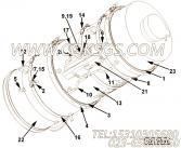 【传感器支架】康明斯CUMMINS柴油机的5284282 传感器支架