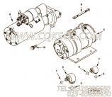 【外螺纹弯头】康明斯CUMMINS柴油机的4016204 外螺纹弯头