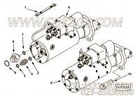 【外螺纹接头】康明斯CUMMINS柴油机的3081955 外螺纹接头