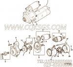 【螺丝集】康明斯CUMMINS柴油机的C0191145000 螺丝集