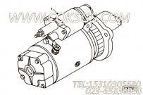 【柴油机B160 33的起动机组】 康明斯起动机报价,参数及图片