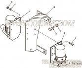 【磁性开关支架】康明斯CUMMINS柴油机的211088 磁性开关支架
