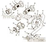 3865979带垫螺栓,用于康明斯KTA38-M1动力海水泵组,更多【船机】配件报价