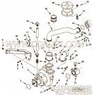 【六角头螺栓】康明斯CUMMINS柴油机的3633869 六角头螺栓