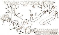 【模压管】康明斯CUMMINS柴油机的C0503159100 模压管