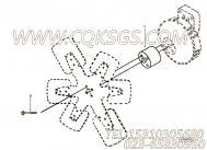 【引擎QSB4.5-C152的风扇隔块组】 康明斯风扇安装隔块报价,参数及图片
