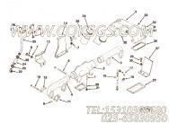 【进气歧管垫片】康明斯CUMMINS柴油机的199568 进气歧管垫片