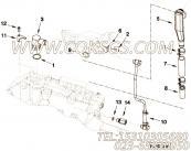 【C4899498】夹紧板 用在康明斯发动机